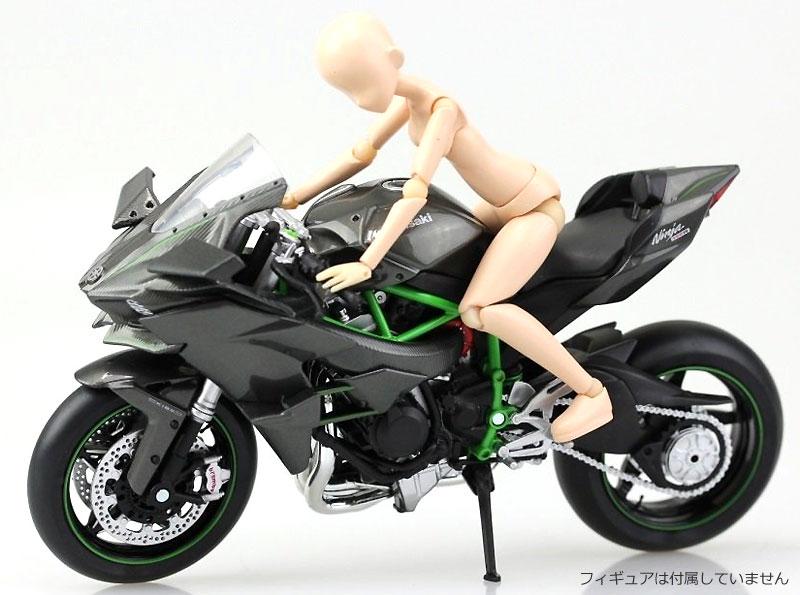 カワサキ Ninja H2R完成品(アオシマ1/12 完成品バイクシリーズNo.104576)商品画像_2