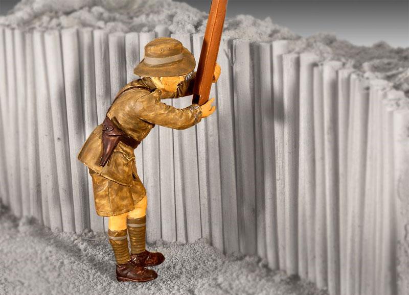 アンザック歩兵 (1915)プラモデル(レベル1/35 ミリタリーNo.02618)商品画像_2