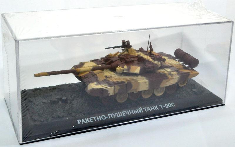 ロシア T-90 戦車完成品(ズベズダ1/72 完成品モデルNo.2500)商品画像_1