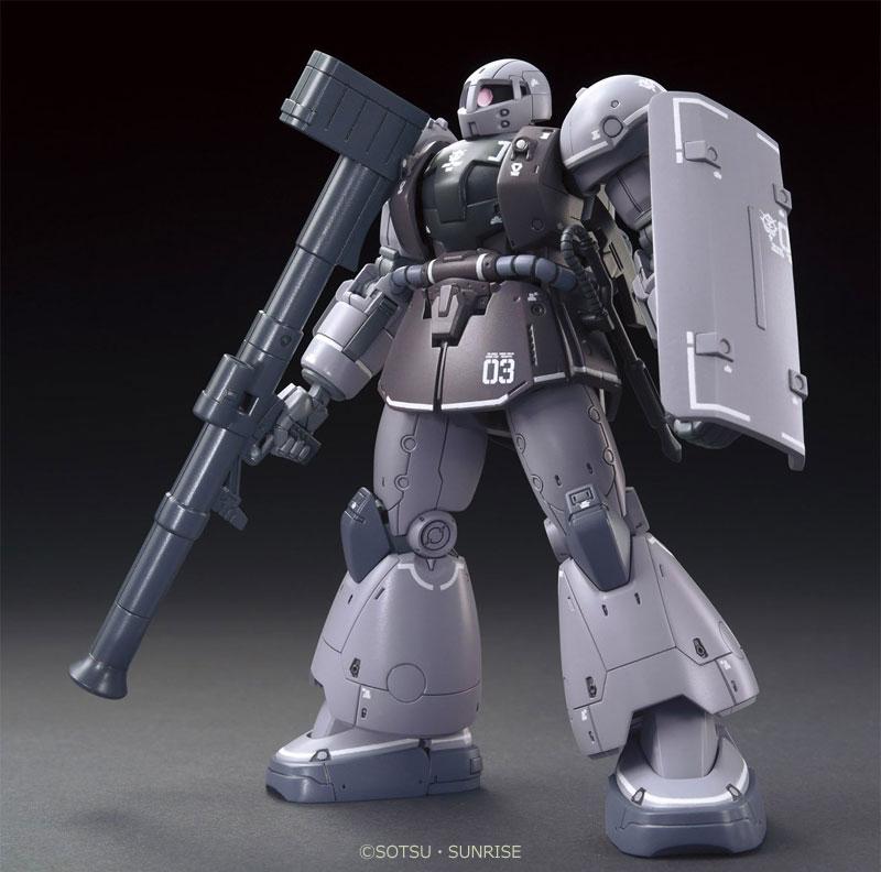 YMS-03 ヴァッフプラモデル(バンダイHG ジ・オリジンNo.008)商品画像_1