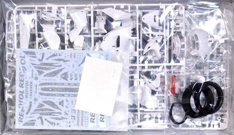 レプソル ホンダ RC213V '14プラモデル(タミヤ1/12 オートバイシリーズNo.130)商品画像_1