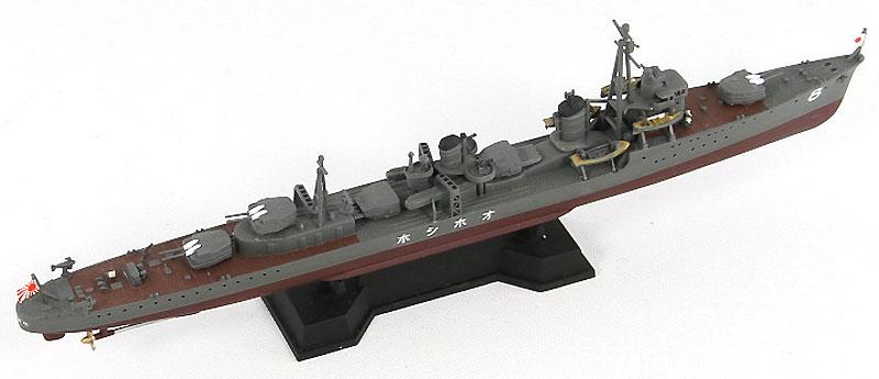 日本海軍 朝潮型駆逐艦 大潮 (新装備付)プラモデル(ピットロード1/700 スカイウェーブ W シリーズNo.SPW044)商品画像_2