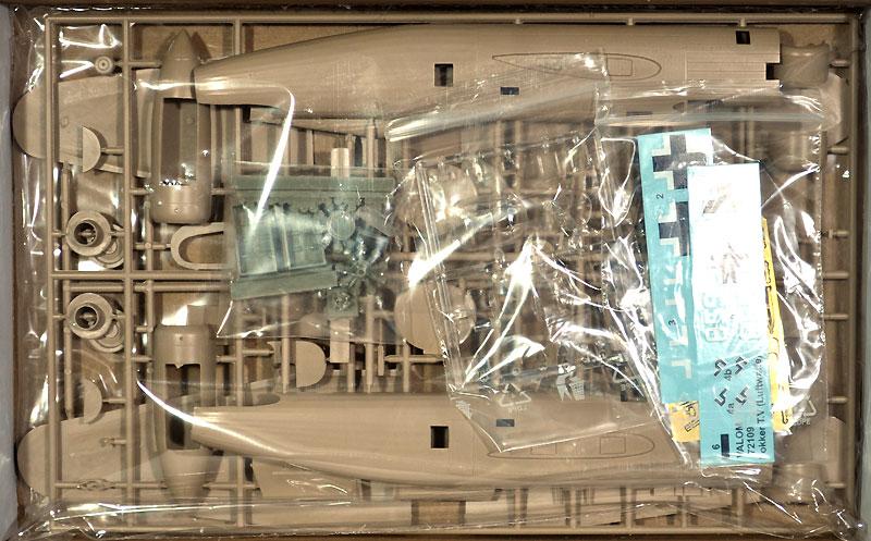 フォッカー T.V 双発爆撃機 ドイツ空軍プラモデル(バロムモデル1/72 エアクラフト プラモデルNo.72109)商品画像_1