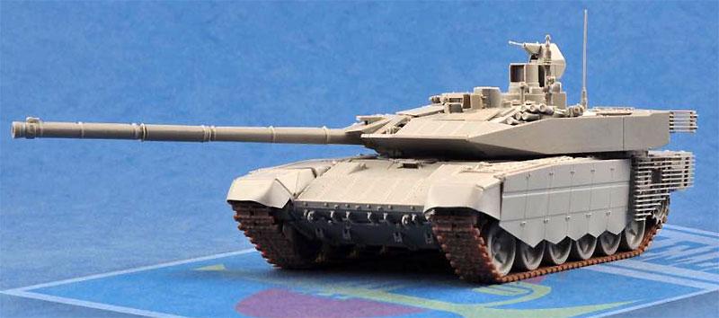 ロシア T-90S 主力戦車プラモデル(トランペッター1/35 AFVシリーズNo.05549)商品画像_2