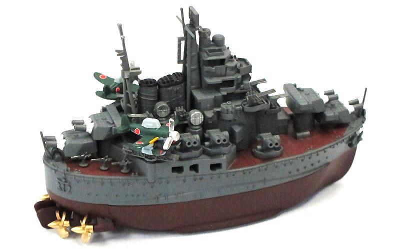 ちび丸艦隊 摩耶プラモデル(フジミちび丸艦隊 シリーズNo.ちび丸-021)商品画像_2