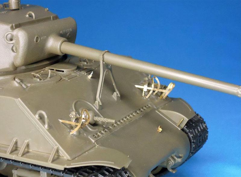 M4A3E8 シャーマン エッチングセット (タミヤ用)エッチング(パッションモデルズ1/35 シリーズNo.P35-120)商品画像_2