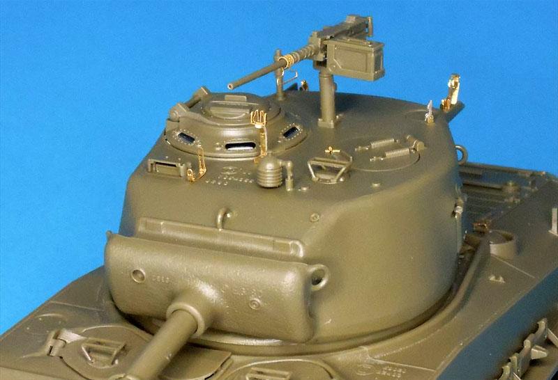 M4A3E8 シャーマン エッチングセット (タミヤ用)エッチング(パッションモデルズ1/35 シリーズNo.P35-120)商品画像_3