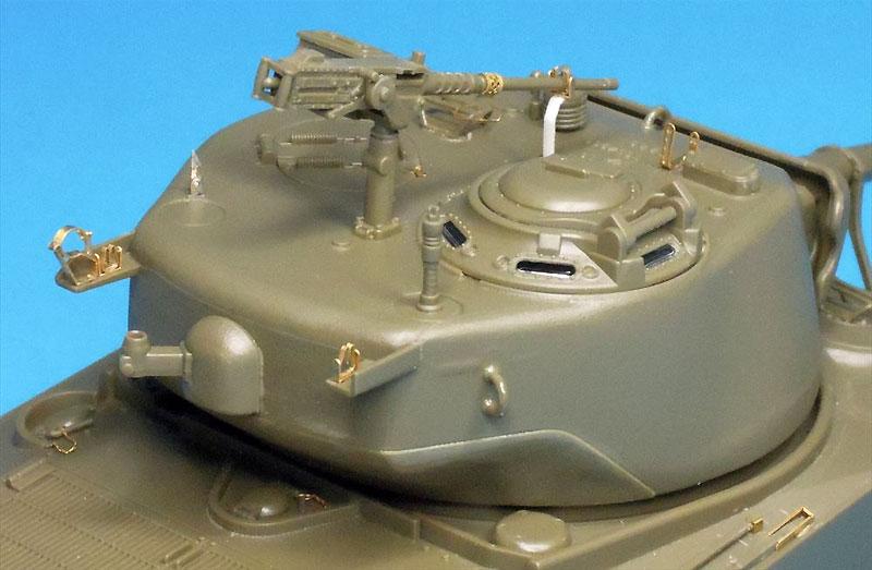 M4A3E8 シャーマン エッチングセット (タミヤ用)エッチング(パッションモデルズ1/35 シリーズNo.P35-120)商品画像_4