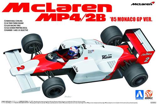 マクラーレン MP4/2B