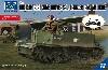 イギリス空挺部隊 ユニバーサルキャリア & ウェルバイク