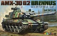 タイガーモデル1/35 AFVフランス AMX-30B2 ブレンヌス 主力戦車