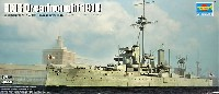 トランペッター1/700 艦船シリーズイギリス海軍 戦艦 HMS ドレッドノート 1918