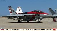 F/A-18F スーパーホーネット VFA-41 ブラックエーセス 70周年記念