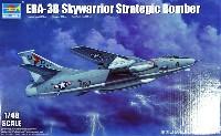 トランペッター1/48 エアクラフト プラモデルアメリカ海軍 ERA-3B スカイウォーリア