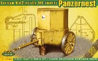 ドイツ パンツァーネスト 移動式装甲機銃