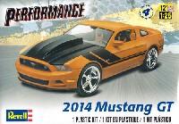 レベルカーモデル2014 マスタング GT (パフォーマンス)
