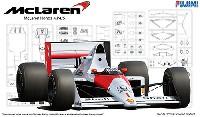 フジミ1/20 GPシリーズマクラーレン MP4/5 ホンダ モナコ・スペイン (グランプリ選択式)