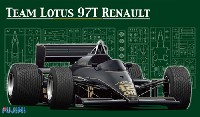 フジミ1/20 GPシリーズロータス 97T ルノー ポルトガル/ベルギー (グランプリ選択式)