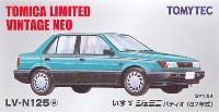 トミーテックトミカリミテッド ヴィンテージ ネオいすゞ ジェミニ パティオ (87年式) (青)