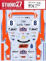 ランチア ストラトス BIC #8 アクロポリス 1978