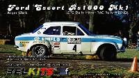 BELKITS1/24 PLASTIC KITSフォード エスコート RS1600 Mk1 ロジャー・クラーク