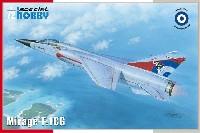 スペシャルホビー1/72 エアクラフト プラモデルダッソー ミラージュ F.1CG