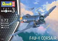 レベル1/72 飛行機F4U-4 コルセア