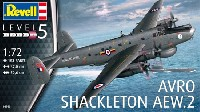 レベル1/72 飛行機アブロ シャクルトン AEW.2
