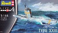 ドイツ潜水艦 Type23