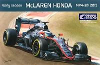 マクラーレン ホンダ MP4-30 2015 Early Season