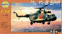 スメール1/72 エアクラフト プラモデルミル Mi-8SAR 海難救助隊ヘリコプター