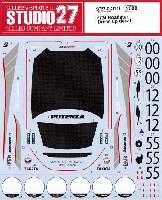 スタジオ27ツーリングカー/GTカー オリジナルデカールマツダ ロードスター ドレスアップデカール