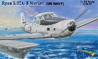 バロムモデル1/72 エアクラフト プラモデルライアン L-17A/B ナヴィオン 連絡機 アメリカ海軍
