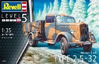 オペル TYPE 2.5-32型 トラック
