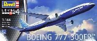 レベル1/144 旅客機ボーイング 777-300ER