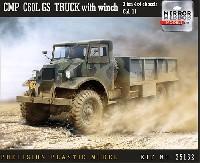 CMP シボレー C60L GS トラック 11番キャブ ウィンチ付き