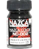 ガイアノーツNAZCA カラーシリーズNC-002 フロストマットブラック