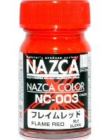 ガイアノーツNAZCA カラーシリーズNC-003 フレイムレッド