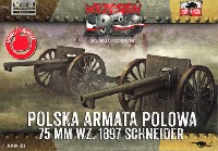 FTF1/72 AFVポーランド WZ.1897 75mm野砲