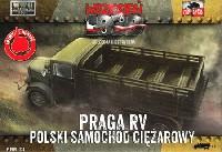 ポーランド プラガ RV 六輪トラック