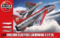 イングリッシュ エレクトリック ライトニング F1/F1A/F2/F3