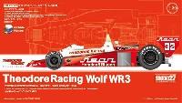 スタジオ27セオドールレーシングコレクションセオドールレーシング ウルフ WR3