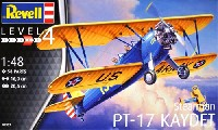 レベル1/48 飛行機モデルステアマン PT-17 ケイデット