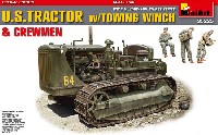 アメリカ トラクター w/牽引ウインチ