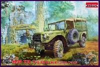 ローデン1/35 AFV MODEL KITアメリカ ダッジ M37 3/4t カーゴトラック