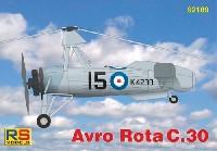 RSモデル1/72 エアクラフト プラモデルアブロ ロータ / シエルバ C.30