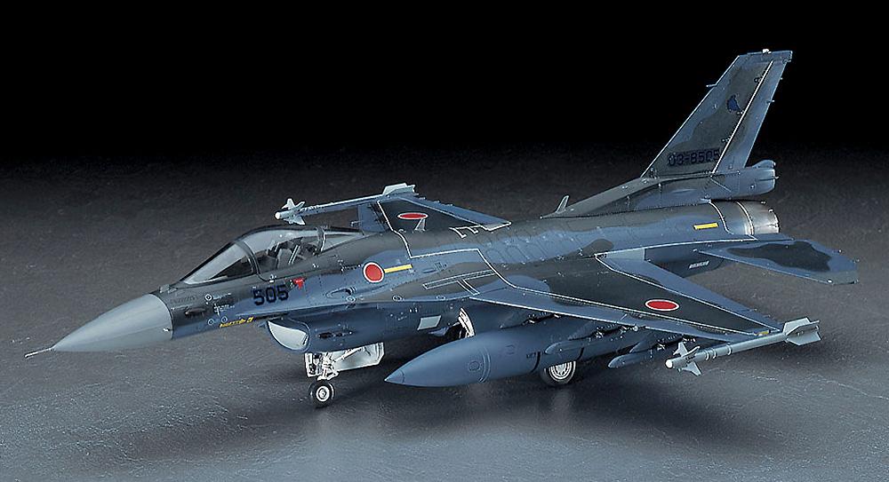 三菱 F-2Aプラモデル(ハセガワ1/48 飛行機 PTシリーズNo.PT027)商品画像_2