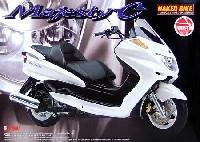 アオシマ1/12 ネイキッドバイクマジェスティ C (2002)