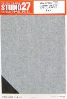 カーボンデカールA (メタリックグレイ) (M)