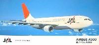 ハセガワ1/200 飛行機シリーズ日本航空 エアバス A300